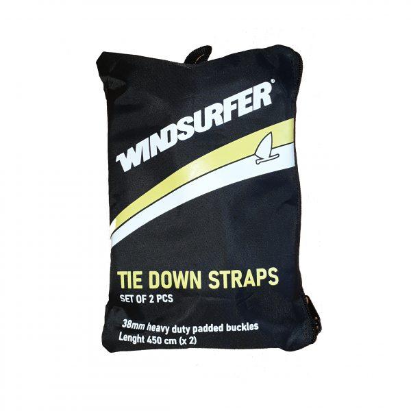 windsurfer tie down straps