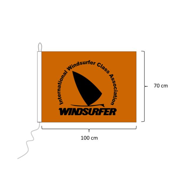 Windsurfer Class Flag